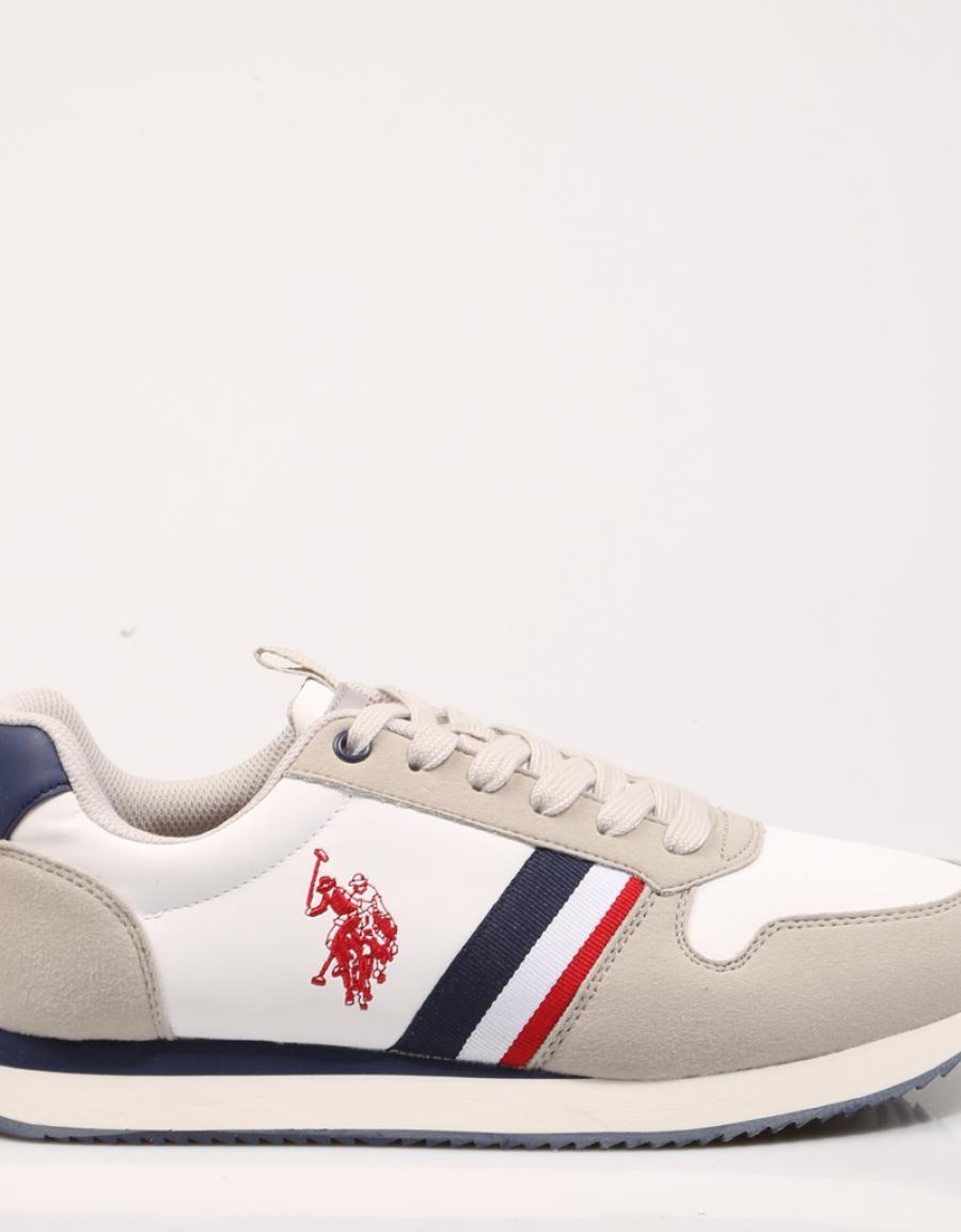 Zapatos Mayka|Zapatillas Us Polo Assn 4243