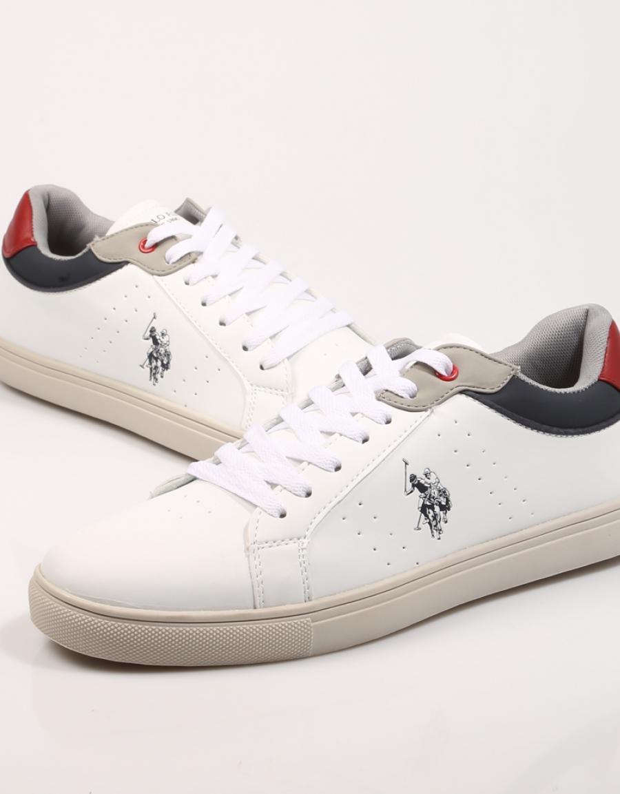 Zapatos Mayka|Zapatillas Us Polo Assn Curt1