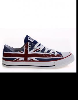 CONVERSE CTAS UK FLAG