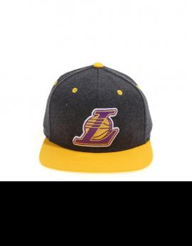 GORRA ADIDAS FITTED LAKERS