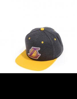 GORRA FITTED LAKERS