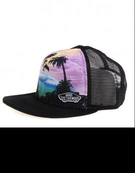 GORRA BEACH GIRL TRUCKER HAT