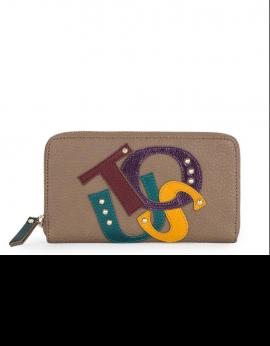 CARTERA BILLETERA M. PATCH LOGO
