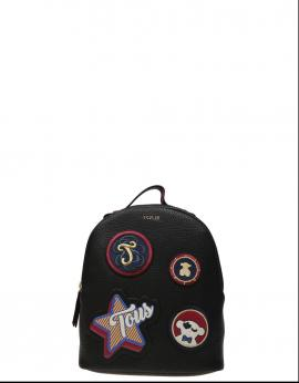 BOLSO MOCHILA PATCH MEDALLION