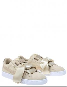 ZAPATILLAS SUEDE HEART SAFARI WNS