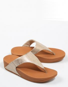 SANDALIAS LULU TOE-THONG SANDALS
