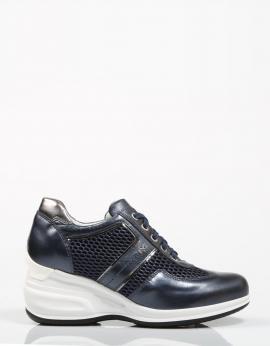 Nero Giardini - Zapatillas para mujer Azul Jeans 24 WFUrw2