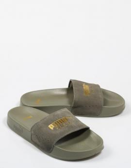 CHANCLAS LEADCAT SUEDE