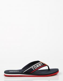 CHANCLAS TOMMY JEANS LOW BEACH SANDAL