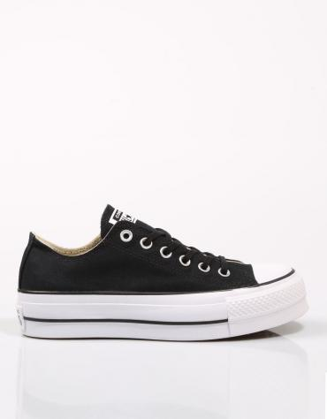 CHUCK TAYLOR ALL STAR LIFT Negro