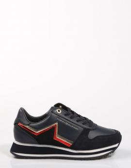 ZAPATILLAS TOMMY STAR RETRO RUNNER