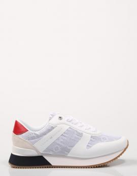 ZAPATILLAS TOMMY JACQUARD CITY SNEAKER