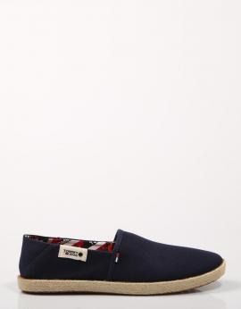 TOMMY JEANS SUMMER SHOE Azul marino