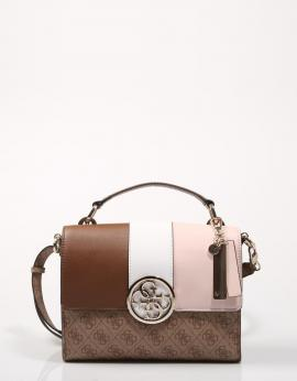 BOLSO BLUEBELLE TOP HANDLE FLAP