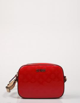 KAMRYN CROSSBODY TOP ZIP Rojo
