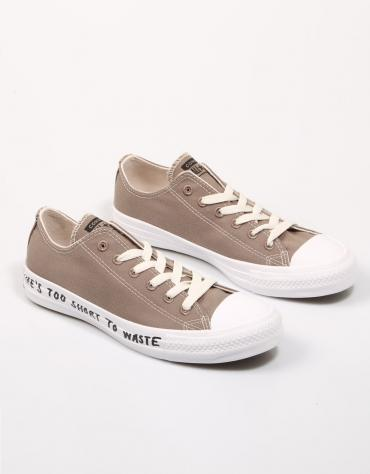 CHUCK TAYLOR ALL STAR RECYCLE OX Taupe