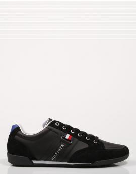 CORPORATE MATERIAL MIX CUPSOLE Negro