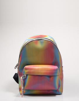 MOCHILA LOGO TAPE MI BACKPACK HOLO