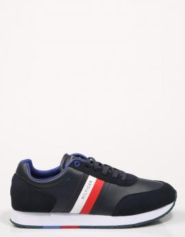 ZAPATILLAS CORPORATE LEATHER FLAG RUNNER