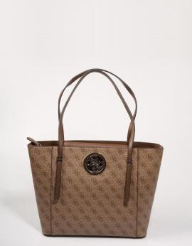 OPEN ROAD TOTE Marron