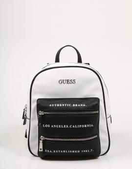 CALEY LARGE BACKPACK Blanco