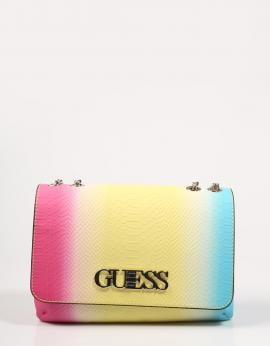 BOLSO GUESS CHIC CONVERTIBLE FLAP