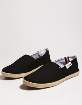 TOMMY JEANS SUMMER SHOE Negro