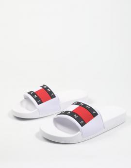 CHANCLAS TOMMY JEANS FLAG POOL SLIDE