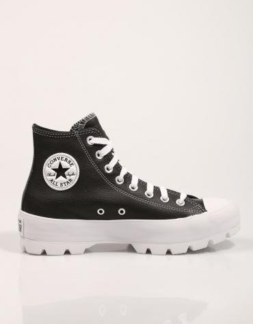 ZAPATILLAS CHUCK TAYLOR ALL STAR LUGGED HI PIEL