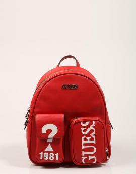 UTILITY VIBE BACKPACK Rojo