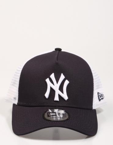 GORRA CLEAN TRUCKER NEW YORK YANKEES
