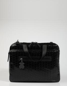 BANDOLERA TIBORA BLACK A95890153