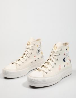 CHUCK TAYLOR ALL STAR LIFT HI Blanco