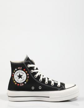 CHUCK TAYLOR ALL STAR LIFT HI Negro