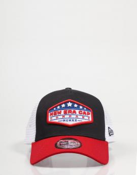 GORRA NE STAR PATCH TRUCKER NVY