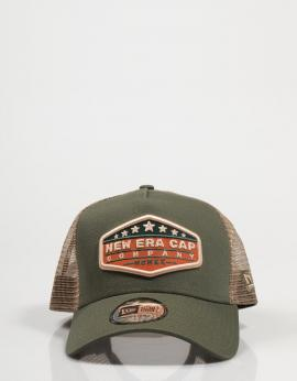 GORRA NE STAR PATCH TRUCKER NOV
