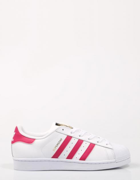 Blanc Adidas Superstar