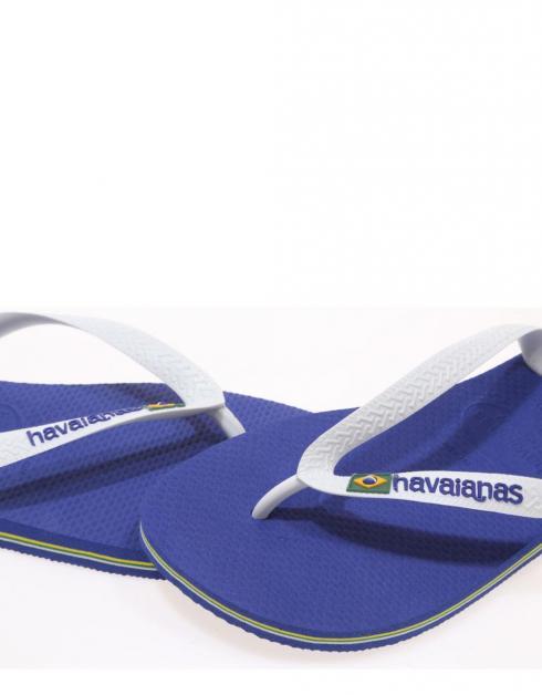 billig 2014 unisex Hawaiian Chanclas Brasil Logo En Blå Marino laveste pris nicekicks rabatt autentisk eksklusive billig pris qTC6BHIqud