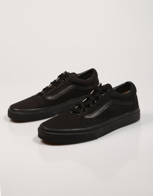Zapatillas Vans OLD SKOOL en Negro