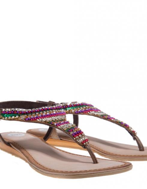 kjøpe billig bla billig virkelig Gioseppo Sandaler Flerfarget Liernais utløp veldig billig AfDHE3Ko