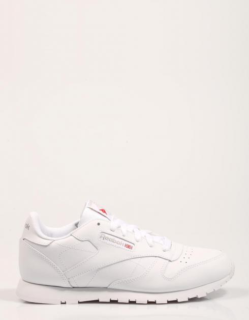 CLASSIC LEATHER - ZAPATILLAS - Blanco