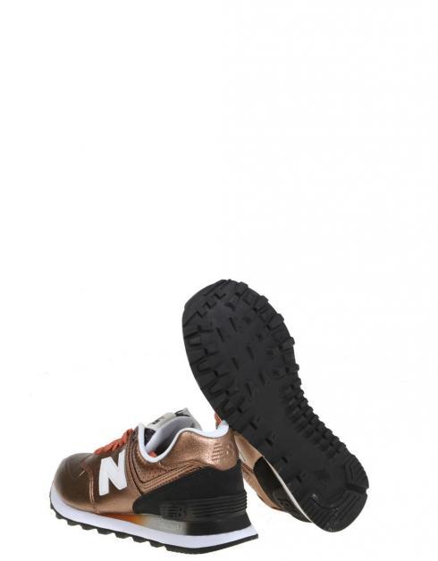 ekstremt billig online salg tumblr Sko New Balance Gull Wl574 kjøpe billig besøk klaring salg klaring mange typer B2q6zkD