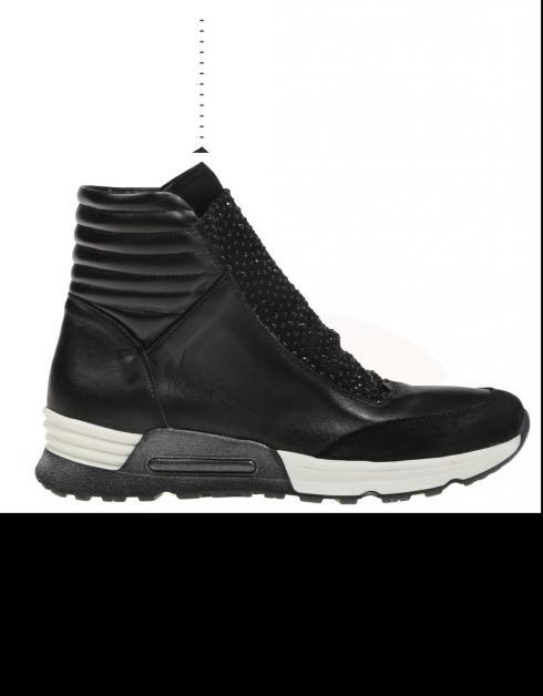 Chaussures Vicenza V-061 Noir Unique,