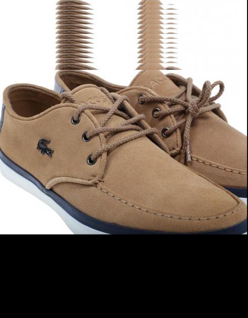 Zapatos sport Lacoste SEVRIN 7 en Cuero