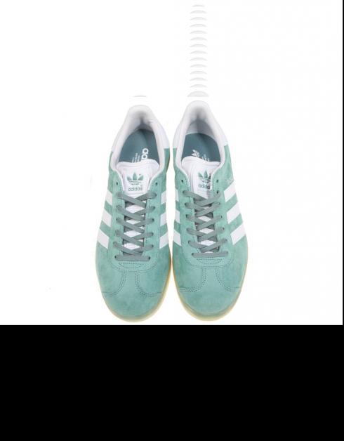 offres en ligne d'origine à vendre Chaussures Adidas Gazelle Vert choix sortie d'usine 2015 nouvelle 3KXsNmt