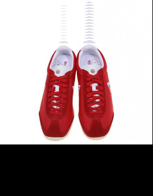 Lecoqsportif Chaussures Quartz Aerotop Rouge Vintage Manchester pas cher mmMFWZXH