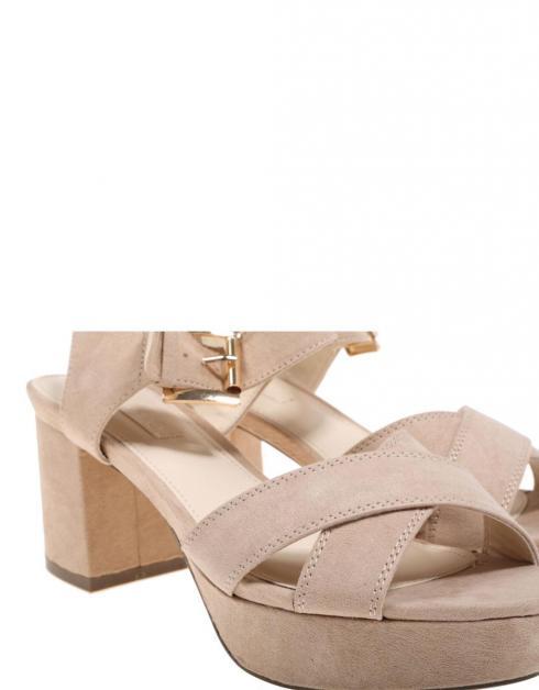 Chika10 Cloe01 Beige Sandaler billigste At8pUCp