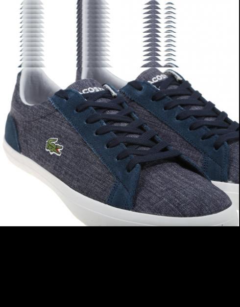 Zapatillas Lacoste LEROND 217 1 en Azul marino