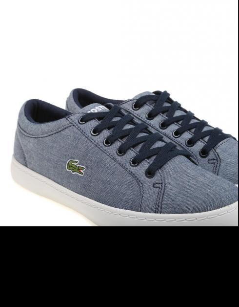 Chaussures Lacoste Droite En Bleu Marine Mis wiki hgAKFpvB