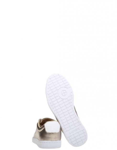 Zapatillas Lacoste CARNABY EVO en Oro